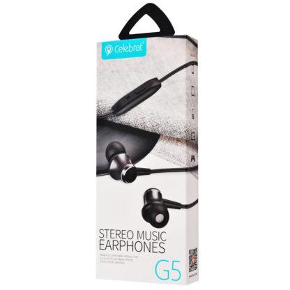 Наушники Celebrat G5 Stereo Music