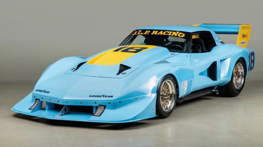 """Chevrolet Corvette """"SuperVette"""""""