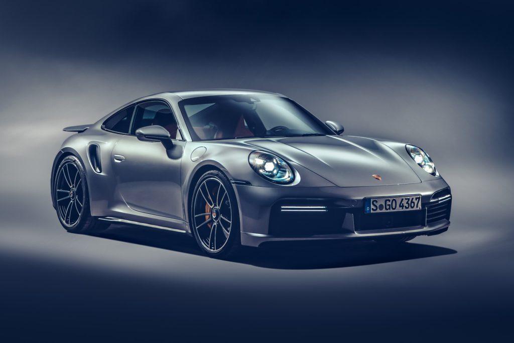 Новый суперкар от Porsche